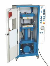 Compression press 15 T (front view)